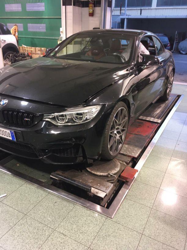 TAGLIANDO UFFICIALE BMW SCONTO 15% SU MANODOPERA E RICAMBI ORIGINALI