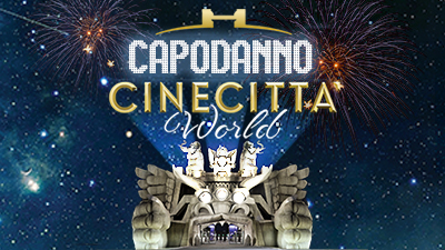 CAPODANNO A CINECITTÀ WORLD